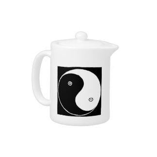 Symbole de Yin Yang de Chinois
