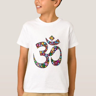 Symbole de yoga de l'OM Aum Namaste T-shirt