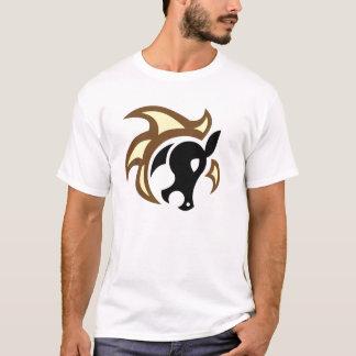 Symbole de zodiaque de cheval t-shirt