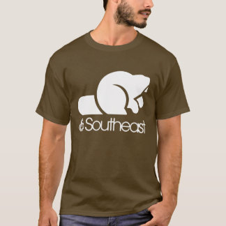 Symbole du sud-est de secteur - castor t-shirt