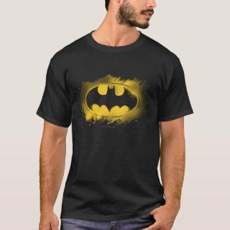 Symbole logo noir et jaune de | de Batman T-shirt