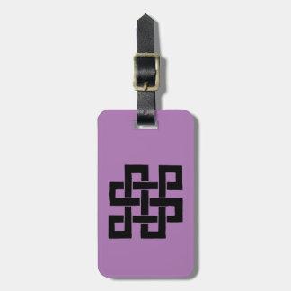 Symbole : Nade-Takara-Nusubi Étiquette Pour Bagages