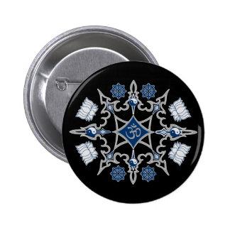 Symboles bouddhistes tribaux pin's