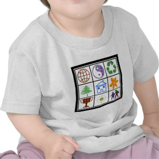 SYMBOLES de clients de revendeurs de MODÈLE de T-shirt