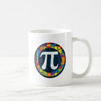 Symboles du jour pi de pi mug