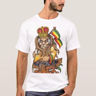 Symphonie de reggae t-shirt