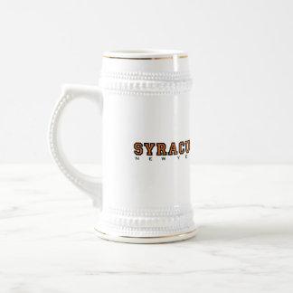 Syracuse, New York - Ltrs2 Chope À Bière