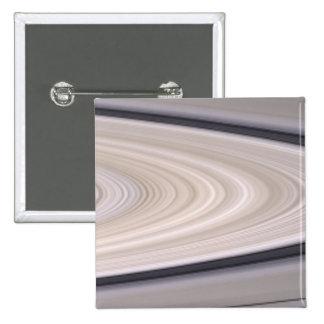Système de l'anneau de Saturn Pin's