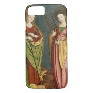 T32982 St Margaret d'Antioch et de foi de St, c.15 Coque iPhone 7