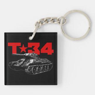 T-34 PORTE-CLÉ