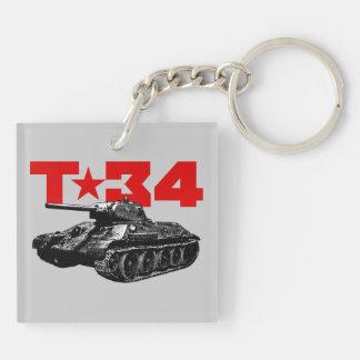 T-34 PORTE-CLEF