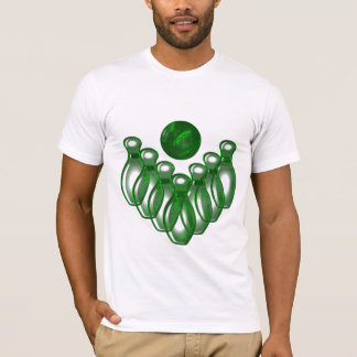 T-CHEMISE-Bowling T-shirt