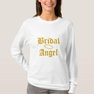 T-Chemise-Personnaliser nuptiale d'ange T-shirt