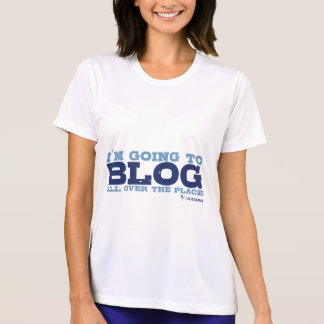 T de Micro-Fibre (blog partout) T-shirt