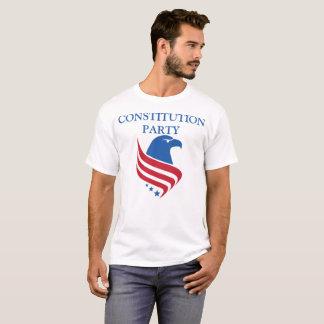 T des hommes, logo avant t-shirt