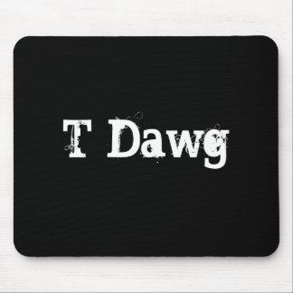 T-Dwg Tapis De Souris