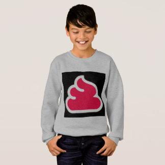 t-merde fluorescente sweatshirt