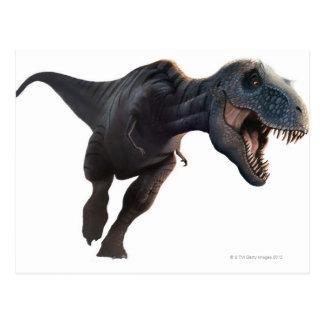 T Rex 2 Carte Postale