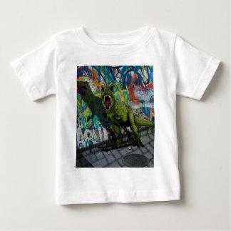 T-Rex urbain T-shirt Pour Bébé