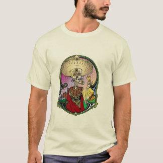 T-shirt 037 Cinco_Yel mort