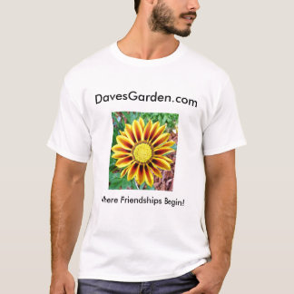 T-shirt 100_5491, DavesGarden.com, où les amitiés soient…
