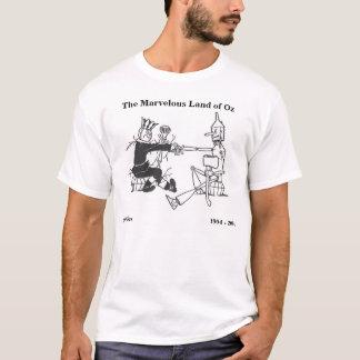 T-shirt 100 ans de la terre merveilleuse de l'once