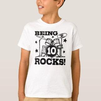 T-shirt 10 ans