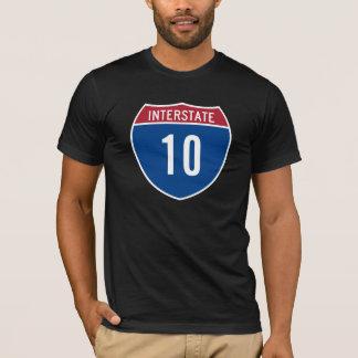 T-shirt 10 d'un état à un autre