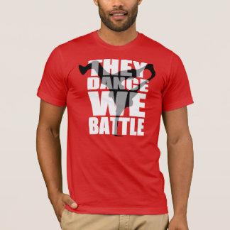 T-shirt 10% OUTRE DE/eux dansent, nous luttent (la