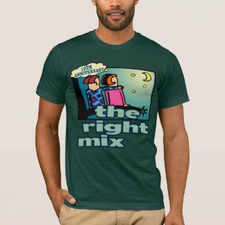 T-shirt 10ème Cadeaux d'anniversaire de mariage