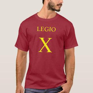 T-shirt 10ème Chemise de légion