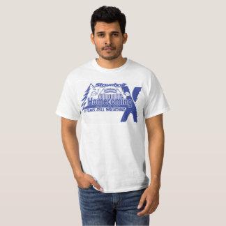 T-shirt 10ème Pièce en t annuelle de retours au pays ! !