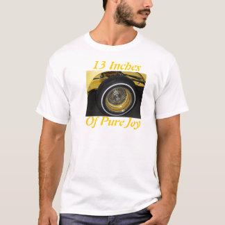 T-shirt 13 pouces de joie pure