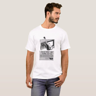 T-shirt 1448 Silvertone d'Ampincase