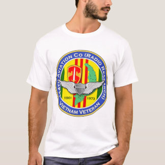 T-shirt 144th Avn Co rr 3b - asa Vietnam