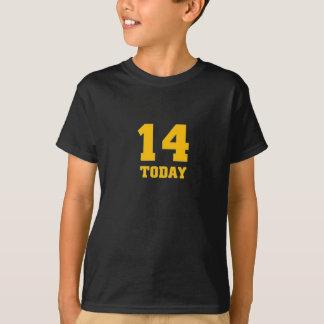 T-shirt 14 aujourd'hui