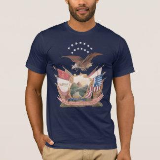 T-shirt 14ème Drapeau de Brooklyn N.Y.S.M.