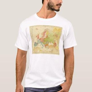 T-shirt 1516 ethnographiques européens