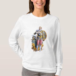 T-shirt 1546-92) ducs d'Alessandro Farnese (de Parme de 'R