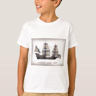 T-shirt 1578 Hinde d'or