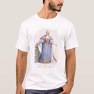 T-shirt 1717-80) impératrices de Maria Theresa (de