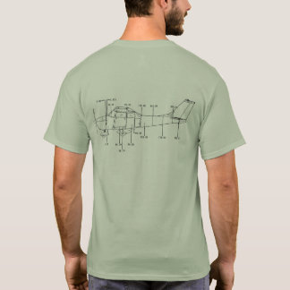 T-shirt 172 stations