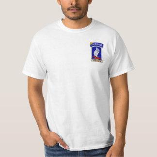 T-shirt 173rd Correction de vétérans de Nam de brigade