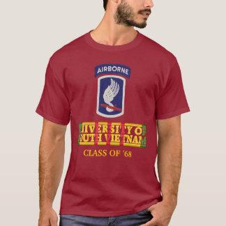 T-shirt 173rd Université de Bde d'Abne de chemise du