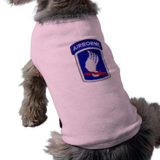 T-shirt 173rd Vétérinaires aéroportés de vétérans de