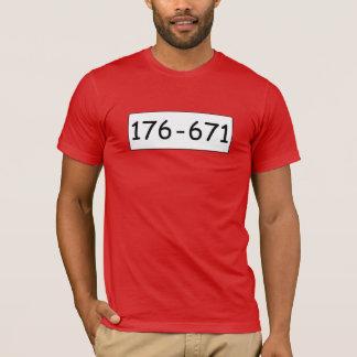 T-shirt 176-671 de garçon de beagle