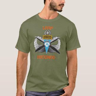 T-shirt 18ème Chemise aéroportée des corps LRRP Recondo