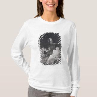 T-shirt 193-0082153 quel bec d'or ! , plaquez 53 de