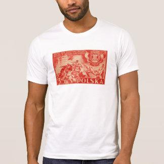 T-shirt 1946 volontaires polonais en Espagne