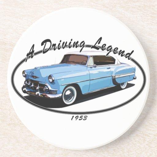 T-shirt 1953 de Bel Air Dessous De Verres